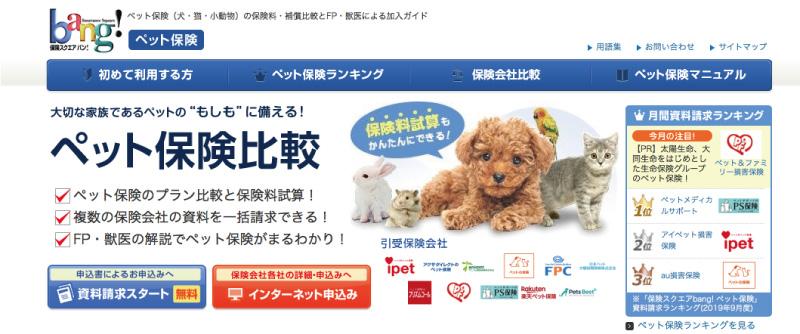 ペット保険画像1